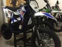 Motocicleta electrica copii nitro 800w eco nrg 36v 10/10