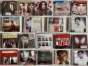 LOT 20 CD-uri muzica straina: pop,dance,r&B,rock,hip-hop-NOI