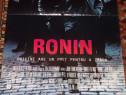 Afis de film de colectie-ronin-film exceptional
