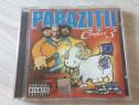 CD hip hop Parazitii Confort 3 (2005) , NOU