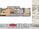 Apartament cu 2 camere in bloc nou , metrou Berceni