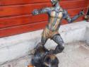 Statuie cu fotbalist pentru colectie