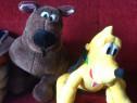Pluto + Scooby.. 2 pelus (60cm)