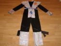 Costum carnaval serbare ninja pentru copii de 10-11-12 ani