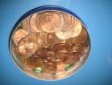 Set 61 buc. 1 Cent USA-1980-2000 bronz stare buna.