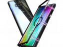 Husa Telefon Magnetica Samsung Galaxy Note 9 n960 Clear&Blac