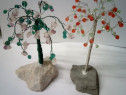 Decor, copaci margele, handmade