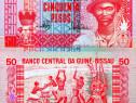 Lot 4 bancnote GUINEEA BISSAU 1990 - UNC