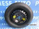Roata rezerva BMW E46; R15 ET36 129/90