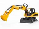 Jucarie excavator mobil caterpillar bruder 899-br-02445