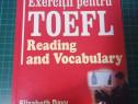 Teora exercitii pentru toelf reading and vocabulary 250 pag
