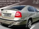Eleron portbagaj tuning sport Skoda Octavia 2 RS 04-13 v8