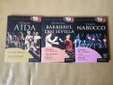 Colectie 3 DVD-uri Intalnire la opera: Verdi, Rossini