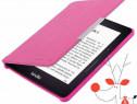 Husa Amazon Kindle Voyage, carcasa protectie flip cover tip