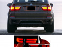 Stopuri led bar bmw x5 e70 2007 - 2010