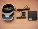 Kit PSVR PS4 complet + 4 jocuri VR + transport