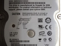 """Hard Disk-HDD Seagate 320 Gb 2,5""""-Defect CODE: ST9320320AS"""