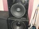 Boxe Sateliti 15 Selenium + Sub 18 Bass -P-audio