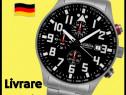 Ceas aviator astroavia - barbatesc pilot militar cronograf