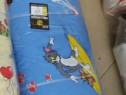 Lenjerie de pat copii tom si jerry /sau material la metru/