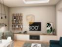 Apartament cu 4 camere pretabil birou de inchiriat in Piata