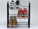Raft Pantofi - Pantofar - Suport compact - 3 etaje - Nou