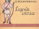 Legende istorice Autor(i): Dimitrie Bolintineanu