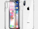 Iphone X XS XR XS MAX Husa Anti Shoc Din Silicon Transparent