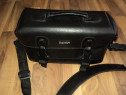 Geanta ROWI foto video pentru aparat sau camera,piele