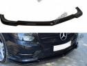 Prelungire splitter bara fata Mercedes CLS C218 AMG LINE v2