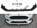 Prelungire splitter bara fata Ford Fiesta Mk8 ST-Line v1