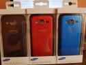 Husa Samsung Galaxy Core Prime G360/G361 Red Blue Grey