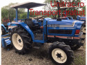 Tractoras tractor japonez Iseki TA290 GDX model nou