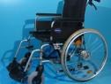 Scaun cu rotile second hand Invacare / latime sezut 49 cm
