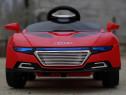 Mașină electrică pentru copii ad r-coupe 2x 18w 12v #red