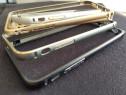Husa rama aluminiu ultra slim pt iphone 6.6s noua,bumper