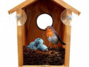 Casuta pentru pasari, 22 x 19 x 10 cm, Birdhouse