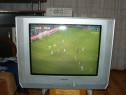TV televizor 54 cm DAEWOO, extraplat, telecomandă, euroscart