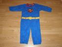 Costum carnaval serbare superman 3-4 ani
