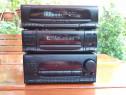 Linie Kenwood A5 Amplificator cu radio, CD player cu 7CD, EQ