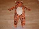 Costum carnaval serbare animal tigru tigger 6-9 luni
