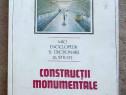 Constructii monumentale, Dinu Teodor Constantinescu, 1989