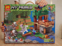 Set de 462 piese lego Minecraft - My World ( LELE 33227 )