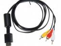 Cablu AV Audio Video (RCA) consola Sony Playstation 1 2 3 PS