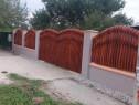 Construiesc garduri, case, foișoare, balustrade din lemn