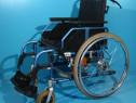 Carucior handicap, scaun cu rotile Dietz / sezut 44 cm