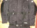 Costum moto textil TAKAI ,geaca L si pantaloni M,protectii f