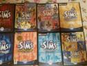 Pachet 8 jocuri pc ,seria SIMS