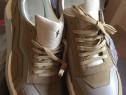 Sneakers Cesare Paciotti real calf/sand,produs original
