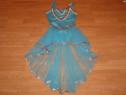 Costum carnaval serbare rochie dans balet 10-11-12 ani